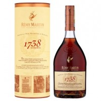 Rémy Martin Cognac Fine Champagne Of Excellence 1738 Accord Rozal  0,7l 40 %