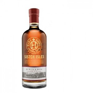 Sister Isles Finished In PX Cask 0,7l  45%