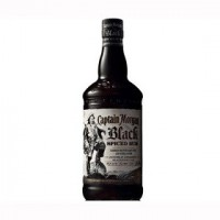Captain Morgan Black Spiced 40% 0.7l