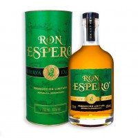Ron Espero Reserva Exclusiva Solera 12y. GB 0,7L 40%