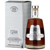 Quorhum 15y Rum 0,7l 40%