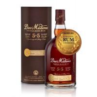 Dos Maderas Rum 5 + 5 0,7l 40% + tuba