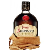 Pampero Aniversario Rum 70 cl 40% kožený obal
