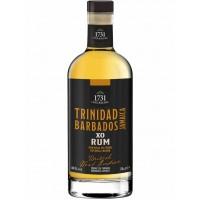 1731 Fine&Rare British West Indies Rum XO 0,7l, 46%