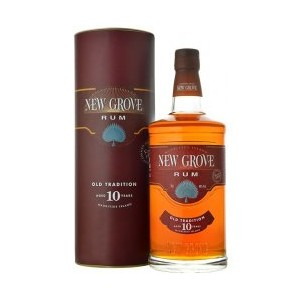 New Grove Old Tradition 10y. Rum 70 cl 40%