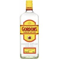 GORDONs dry gin 0,7l 37,5%