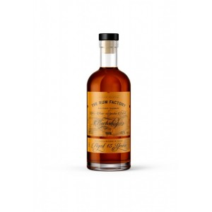 The Rum Factory Buchsdarf 15 aged years  43%  0,7l