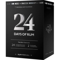 Rumový kalendář - 24 Days of Rum - the oroginal rum box 2019