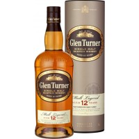 Glen Turner Single Malt Scotch Whisky 12 aged, 0,7l 40% + tuba