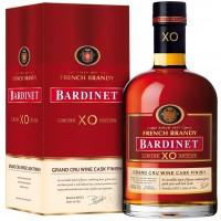 Bardinet French Brandy XO Grand Cru Wine Cask Finish 40% 0,7l