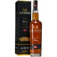A.H.Riise X.O. Reserve Rum The Thin Blue Line Denmark 0,7l 40%