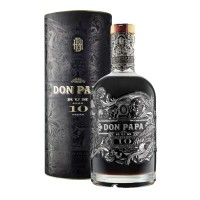 Don Papa 10 aged years  0,7l  43%