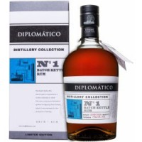 Diplomatico Distillery Collection N°1 Bath Kettle Rum   0,7l 47%