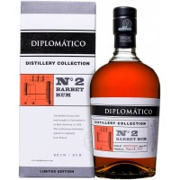 Diplomatico Distillery Collection N°2 Barbet Rum 0,7l 47%