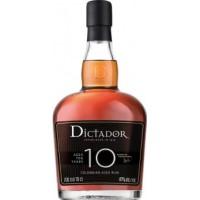 Dictador 10 aged Established id 1913 0,7l 40%