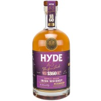 Hyde Whiskey Burgundy NO.5 0,7 l 46%