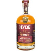 Hyde Whiskey Rum NO.4. 0,7 l
