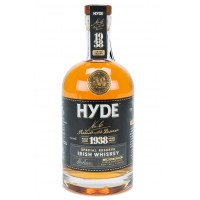 Hyde Whisky Sherry No6. Presidente´s Reserve 70 cl 46% + box
