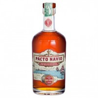 Pacto Navio French Oak Red Wine Cask   0,7l 40%