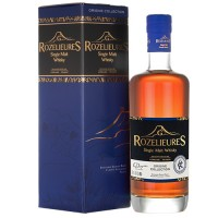 Rozelieures Single Malt Whisky Origine Collection 0,7l 40%