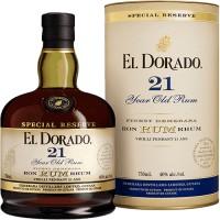 El Dorado Rum 21y    0,7l  43%