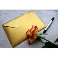 Narozeninové přání + dárkové balení