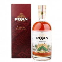 Pixan Ron De Mexico Solera Especial 0,7l 40%