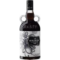 Kraken Black Spiced Rum 0,7 L 40%