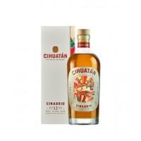 Cihuatán Cinabrio 12 Y.O. 0,7l 40%