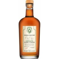 Don Q Double Aged Vermouth Cask Finish 40% 0,7l