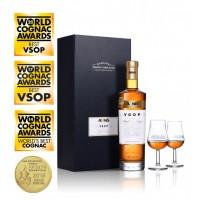 ABK6 VSOP Single Estate Cognac 40% 0,7l + kazeta