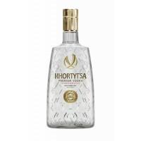 """Khortytsa """"Black & Gold"""" Vodka 0,5l 40%"""