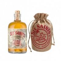 Six Saints Caribbean Rum 0,7l 41,7%