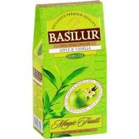 BASILUR- Magic Green Apple & Vanilla papír 100g