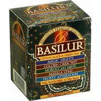 BASILUR Assorted Orient přebal 10 gastro sáčků