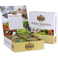 BASILUR Four Seasons Assorted přebal 40 gastro sáčků