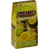 BASILUR Magic Lemon & Lime papír 100g
