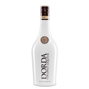 Chopin DORDA Coconut Liqueur 0,7l 18%, kokosový likér