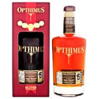 Opthimus Ron Artesanal Malt Whisky 15 y. 0,7l 43%
