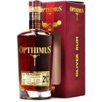 Opthimus Ron Artesanal 21 0,7l 38%