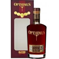 Opthimus Ron Artesanal Malt Whisky 25. 0,7l 43%