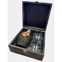 Saigon Baigur Dry Gin Gift Box 0,7l 43%