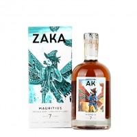 Zaka Mauritius Rum, Gift Box, 42%, 0,7l