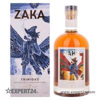 Zaka Trinidad Rum, Gift Box, 42%, 0,7l