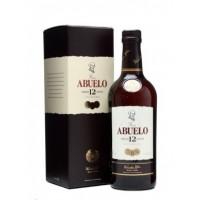 Abuelo Ron 12 y. Rum 0,7L 40%