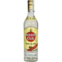 Havana Club 3 yo 0,7l