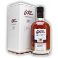 English Harbour Rum 10 y 0,7L 40%