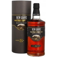 New Grove Old Tradition 8y. Rum 70 cl 40%