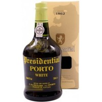 Presidential Porto White 0,75l 19% + GB