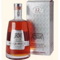 Quorhum 12y Rum 0,7l 40%